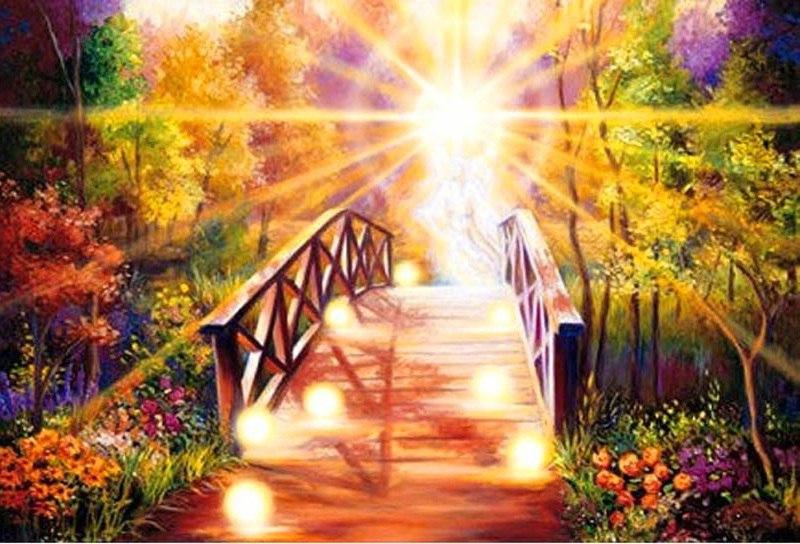 медитация-мост