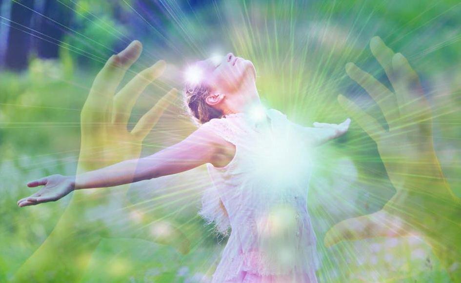 внутреннее переживание света