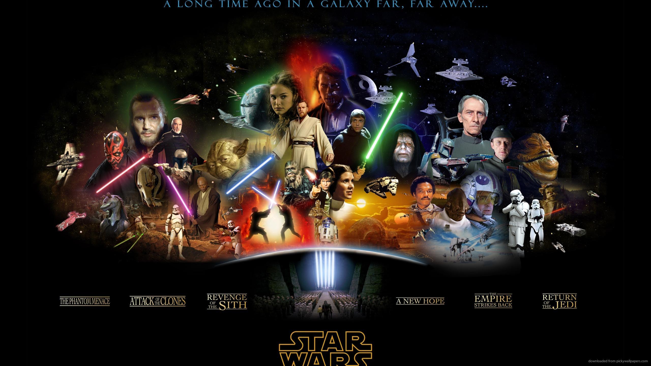 Звездные войны - моменты для вдохновения общая картинка